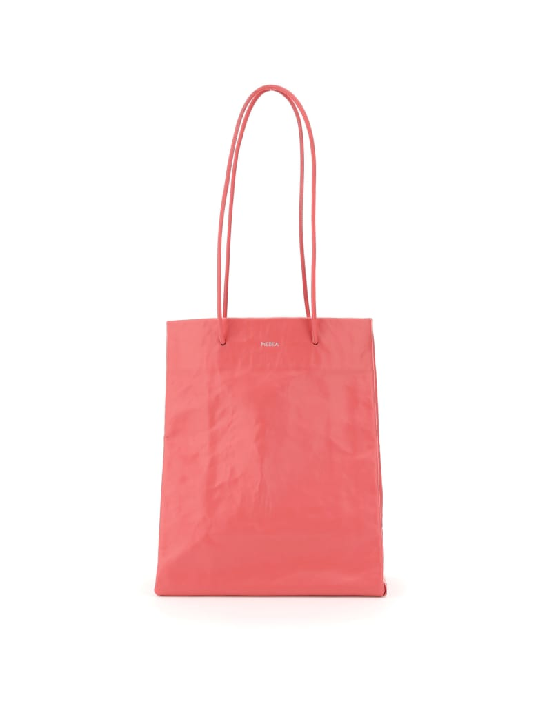 Medea Tall Busted Bag - PINK (Pink)