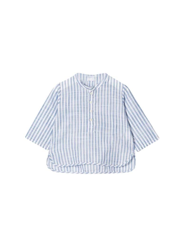 Il Gufo Striped Shirt - Cord. 3