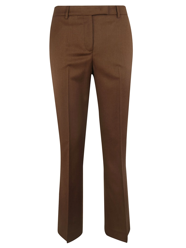 QL2 Nellie Trousers - Chestnut