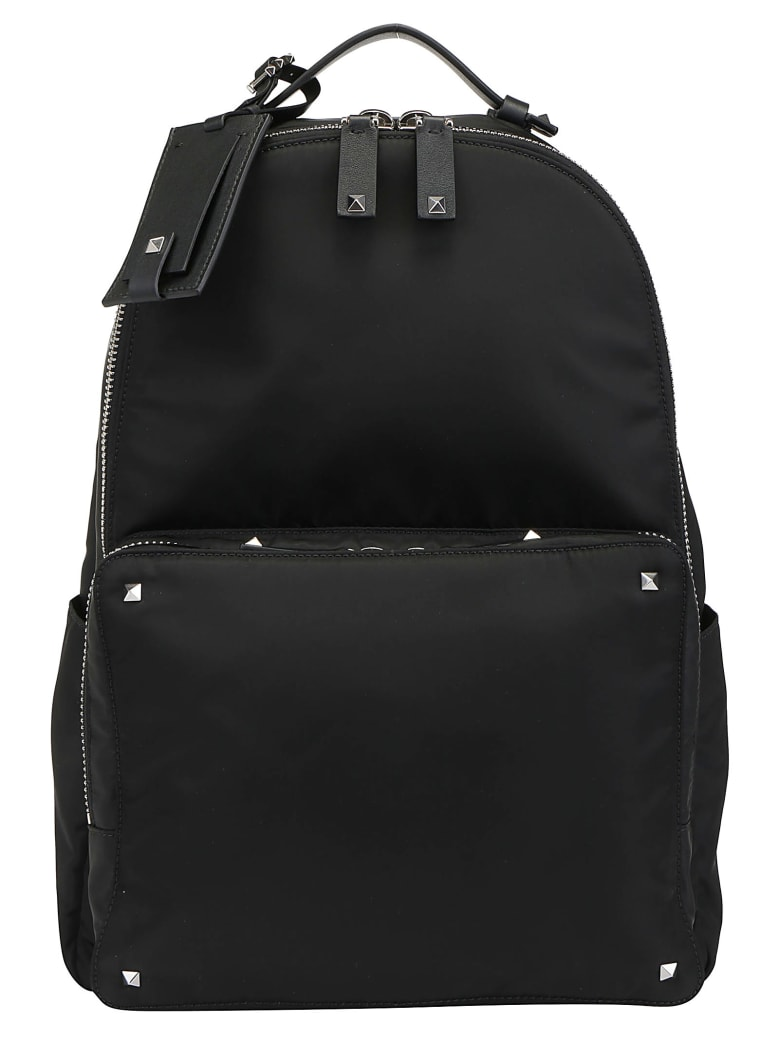Valentino Garavani Backpack - Nero