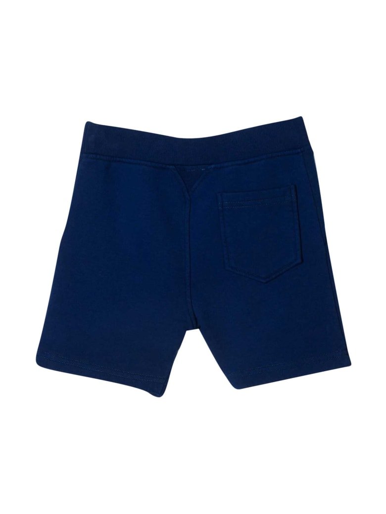 Dsquared2 Blue Sports Shorts - Unica
