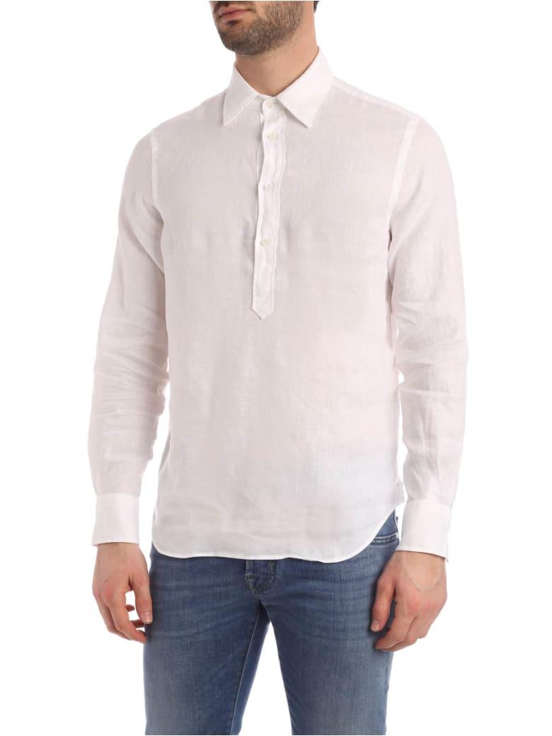 Aspesi Chiusa Shirt - Bianco