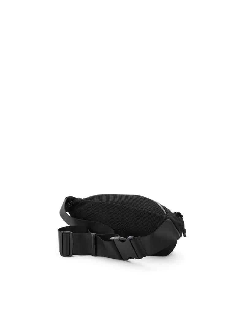 A.P.C. Belt Bag Rebound Logo - BLACK