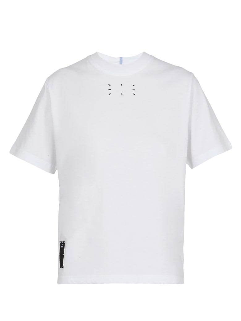 "McQ Alexander McQueen Mcq ""icon Zero"" T-shirt - OPTIC WHITE"