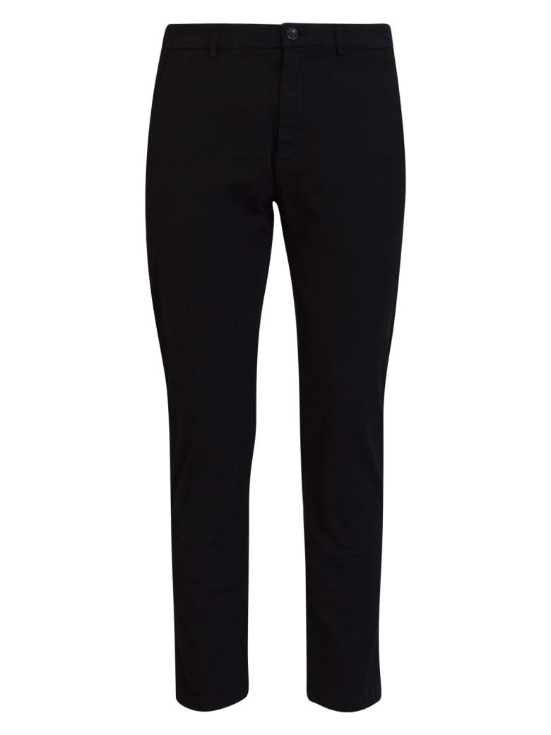Department 5 Regular Volt Trousers - NERO