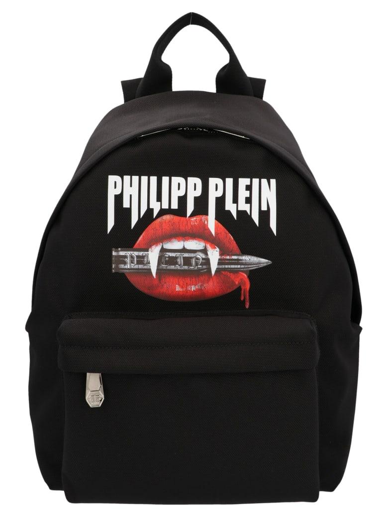 Philipp Plein 'logo Vampire' Bag - Black