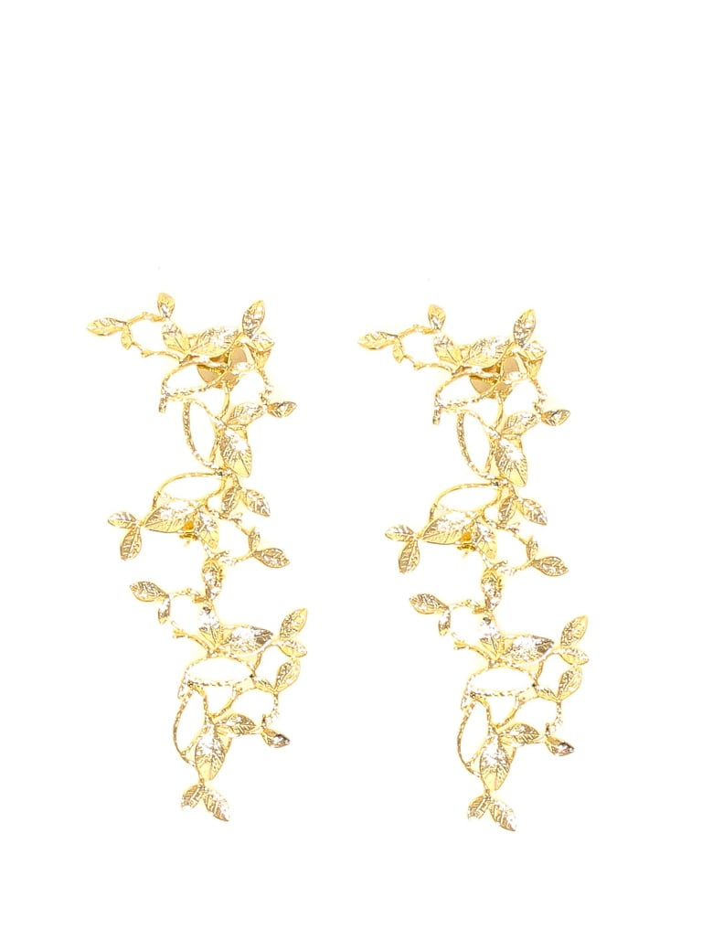 Silvia Gnecchi Earrings - Gold