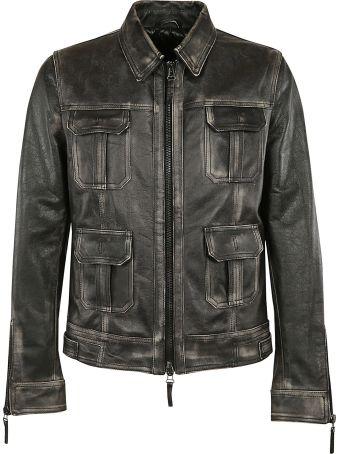 Dacute Zip-up Jacket