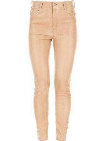 DROMe Stretch Nappa Trousers