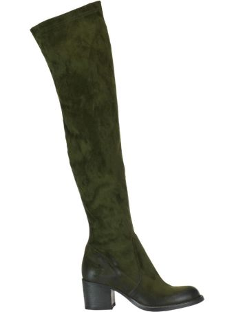 Strategia Eco Suede Boots