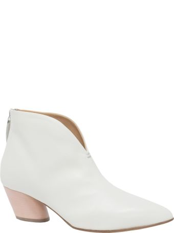 Halmanera Leather Ankle Boots