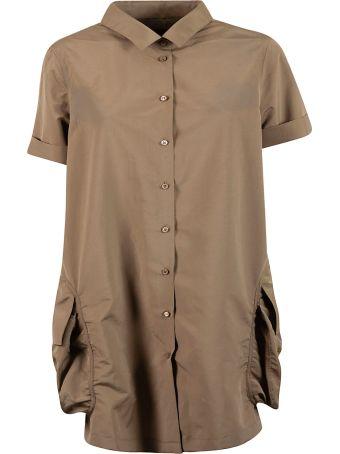 Neil Barrett Buttoned Shirt Dress