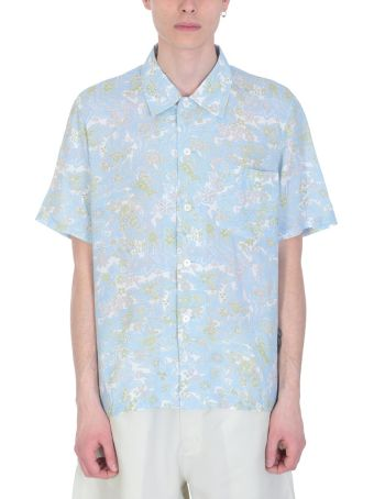 Our Legacy Light Blue Cotton Shirt