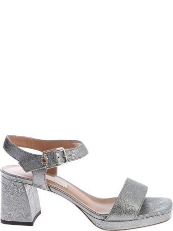 L'Autre Chose Buckled Sandals