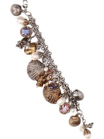 Alexander McQueen 'shells' Bracelet