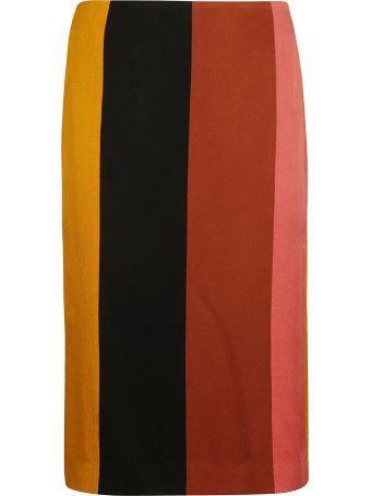 M Missoni Colour Block Skirt
