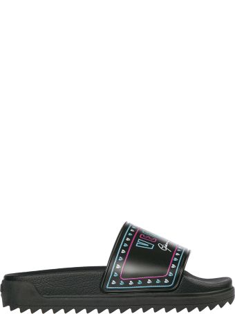 Versus Versace  Rubber Slippers Sandals