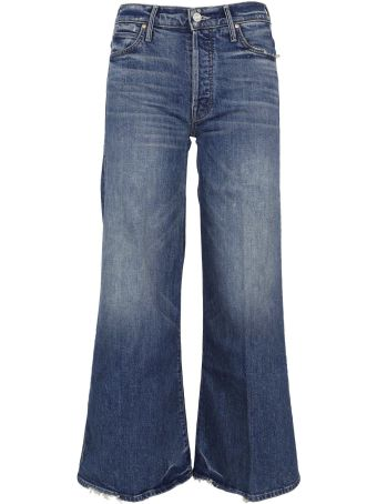 Mother The Stunner Roller Jeans