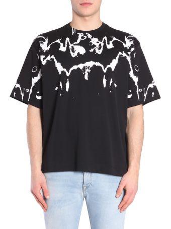 Diesel Black Gold Teoria-drop T-shirt