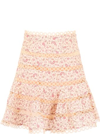 Zimmermann Juniper Skirt
