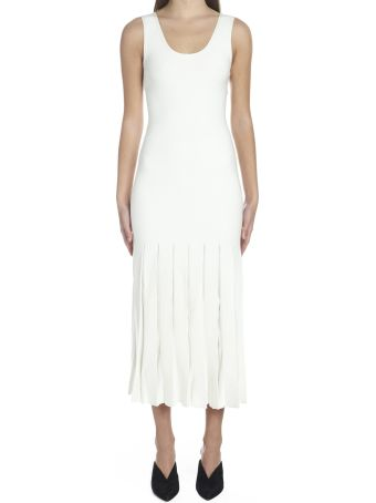 Theory 'pleated Tank Dress' Dress
