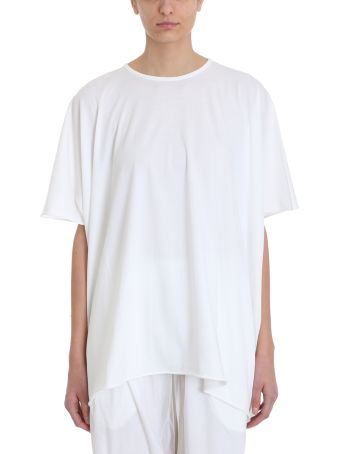 DRKSHDW Minerva Milk Cotton T-shirt