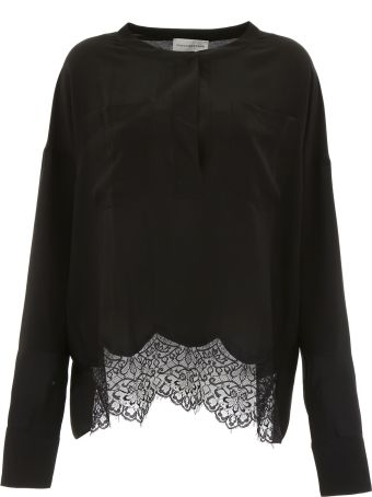 Faith Connexion Blouse With Lace