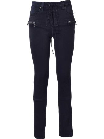Ben Taverniti Unravel Project Unravel Project Tied Detail Jeans