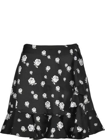 Kenzo Skirt Roses