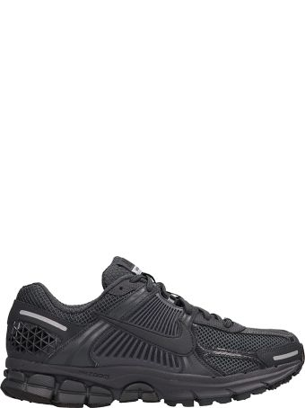 Nike Black Technical Fabric Sneakers Zoom 5sp Vomero