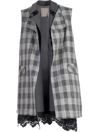 Antonio Marras Bottom Lace Jacket