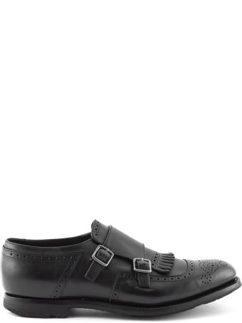 Church's Black Shanghai Monk Shoes