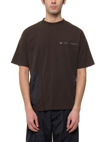 Oakley Zip Paneled T-shirt