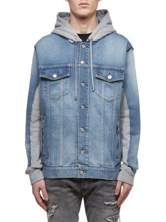 Balmain Buttoned Jacket