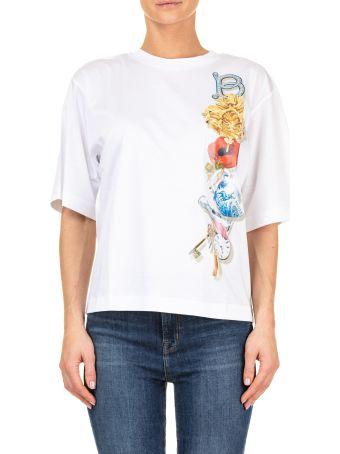 Boutique Moschino Boutique Moschino Cotton T-shirt