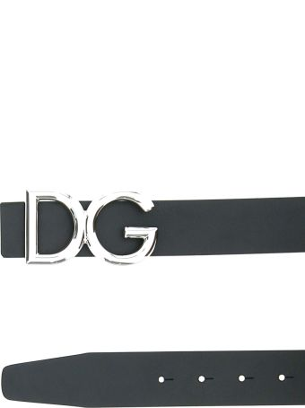 Dolce & Gabbana Dg Leather Belt