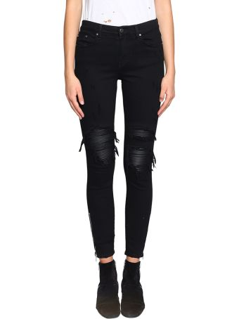 AMIRI Mx1 Denim Cotton Jeans