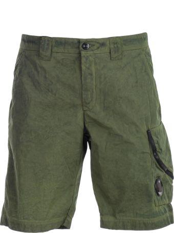 C.P. Company Lens Detail Shorts