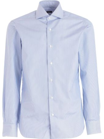 Barba Napoli Stripe Shirt