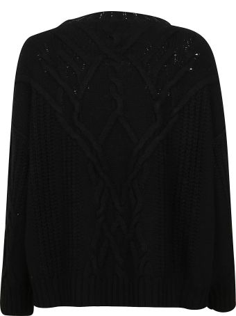 Ermanno Scervino Round Neck Sweater