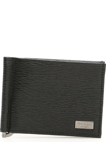 Salvatore Ferragamo Wallet With Money Clip