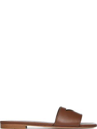 Prada Logo Slippers