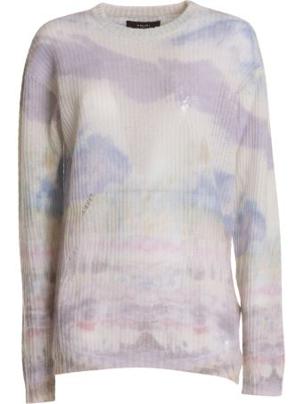 AMIRI Tye Dye Sweater