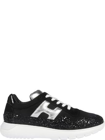 Hogan Glittered Sneakers