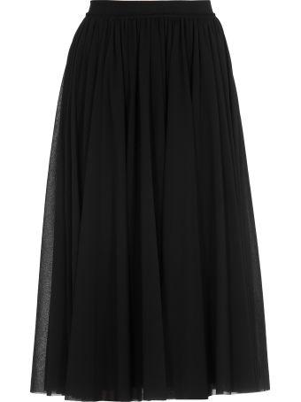 Jil Sander Drapings Skirt