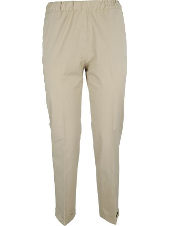 QL2 Folded Hem Trousers