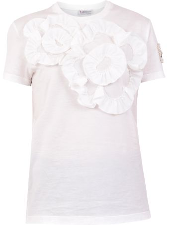 Moncler Genius Ruched T-shirt