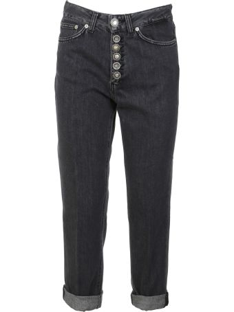 Dondup Cropped Classic Jeans