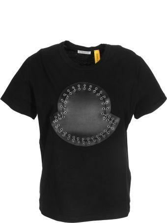Moncler Embellished Logo T-shirt