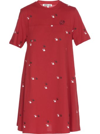 McQ Alexander McQueen Cotton Dress